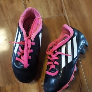 Girls Adidas cleats